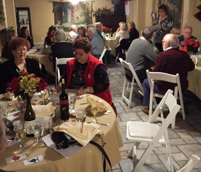 Annual Soroptimist International Vista Holiday Dinner